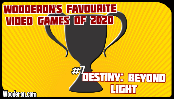 Wooderon's Favourite Video Games of 2020 –#7