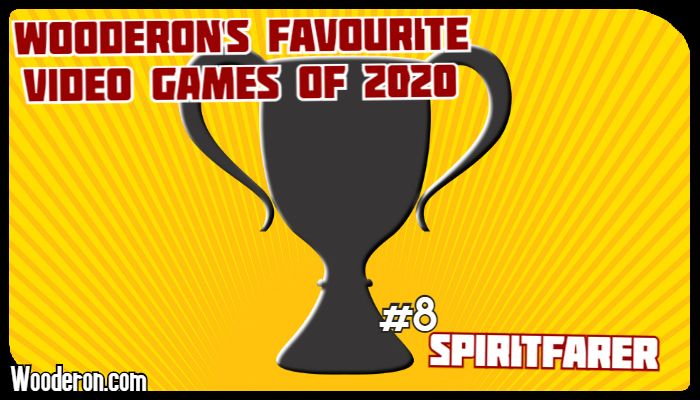 Wooderon's Favourite Video Games of 2020 –#8