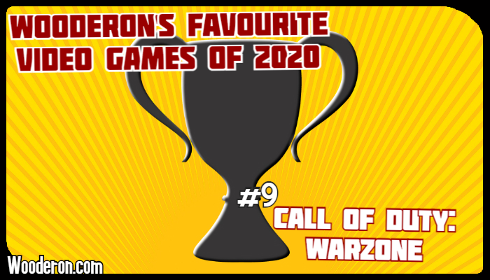 Wooderon's Favourite Video Games of 2020 –#9