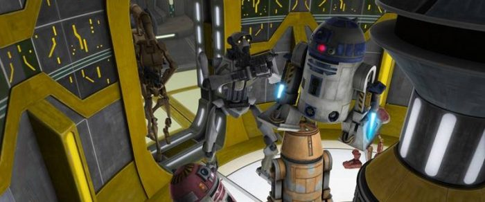 Star Wars: The Clone Wars Revisited - Part 39: Null and Void