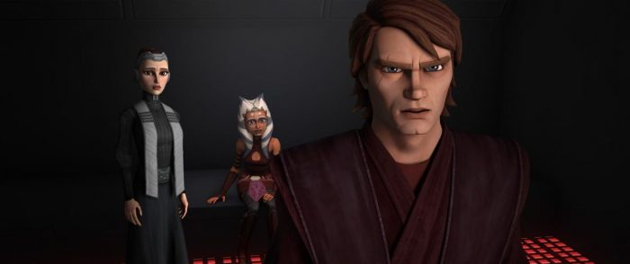 Star Wars: The Clone Wars Revisited - Part 43: The Trouble with Ahsoka