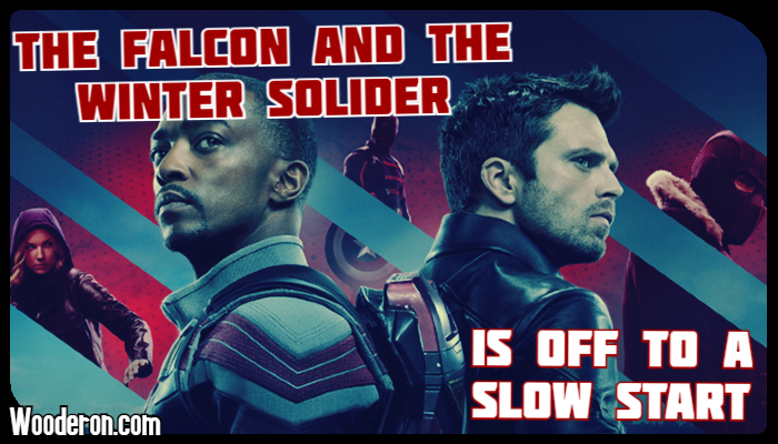 The Falcon and the Winter Solider is off to a slow start