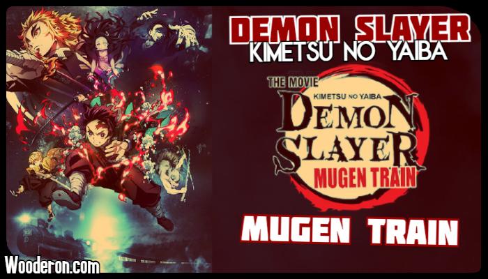 I finally saw Demon Slayer: Kimetsu no Yaiba the Movie: MugenTrain