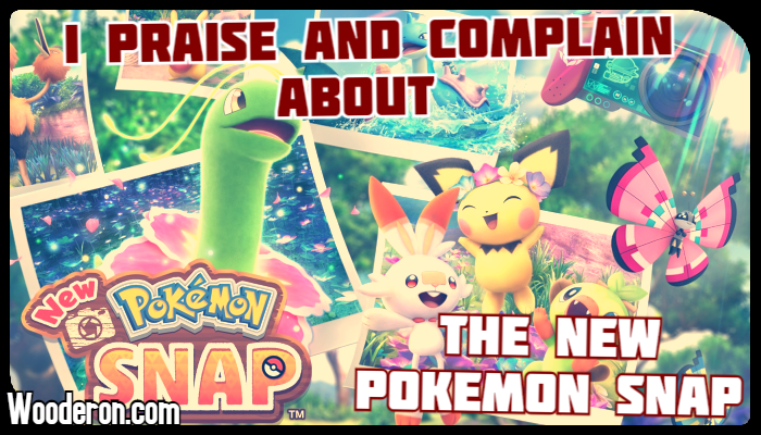 I praise and complain about The New PokémonSnap