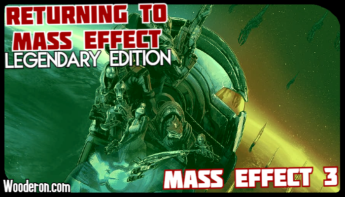 Returning to Mass Effect – Legendary Edition: Mass Effect3