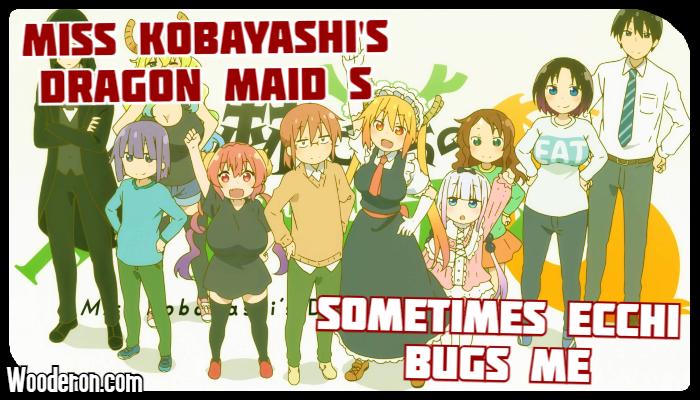 Miss Kobayashi's Dragon Maid – Sometimes Ecchi Bugsme